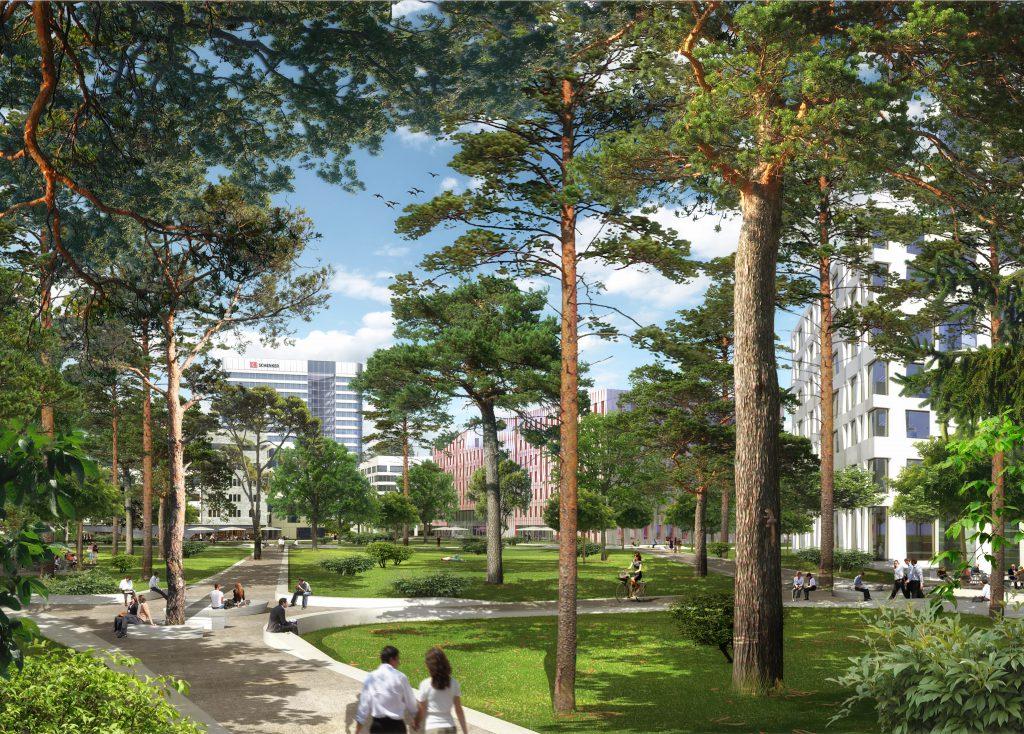 20 00 Park  (Park vom zentralen Platz aus) 3 copy